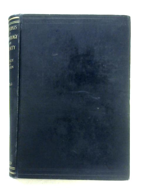 The Principles Of Bacteriology And Immunity: Vol. I By W. W. C. Topley