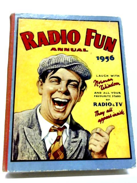 Radio Fun Annual 1956 By Various