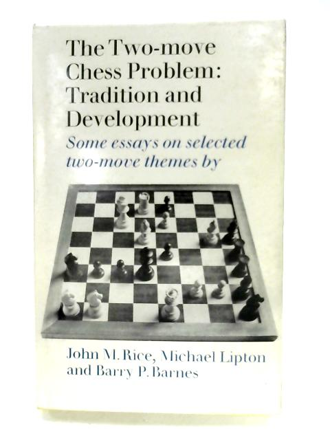 The Two-Move Chess Problem By Various