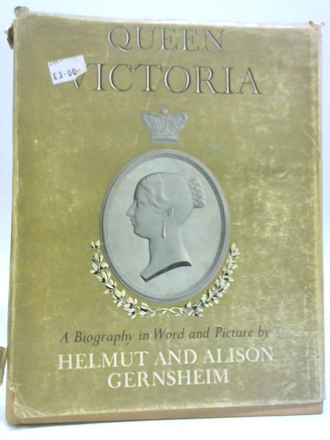 Queen Victoria By Helmut & Alison Gernsheim