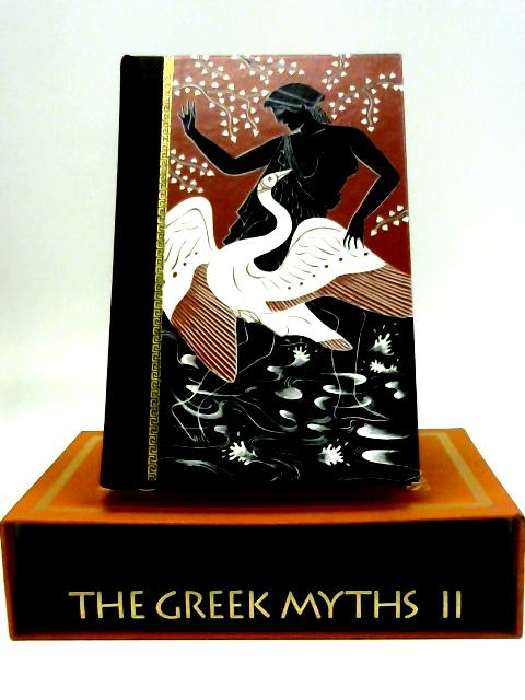 The Greek Myths I & II By Robert Graves