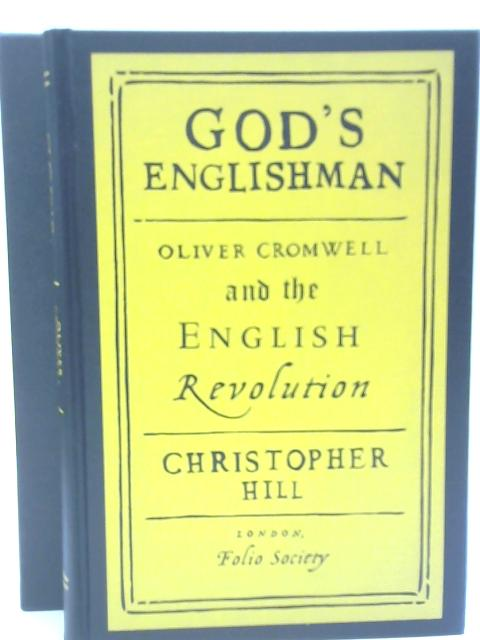 God's Englishman By Christopher Hill
