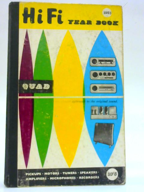 Hifi year book 1963 By Miles Henslow