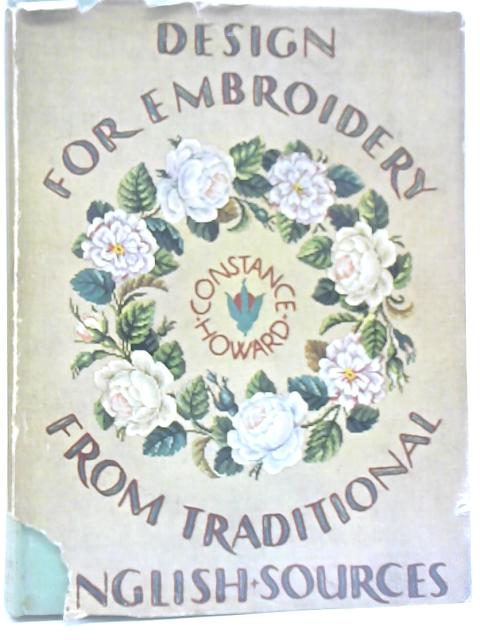 Design for Embroidery By Constance Howard