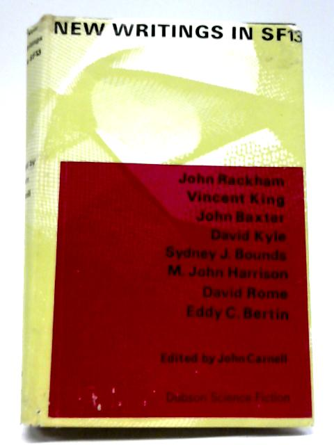 New Writings In SF13 By John Carnell (ed)