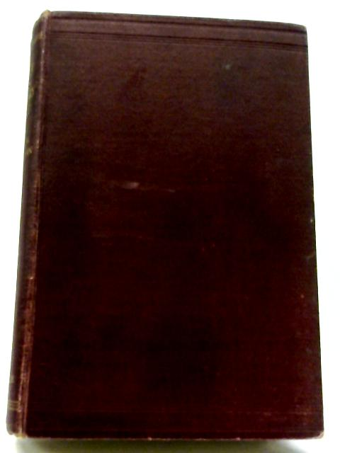 The Life Of Mrs. Humphry Ward By Janet Penrose Trevelyan