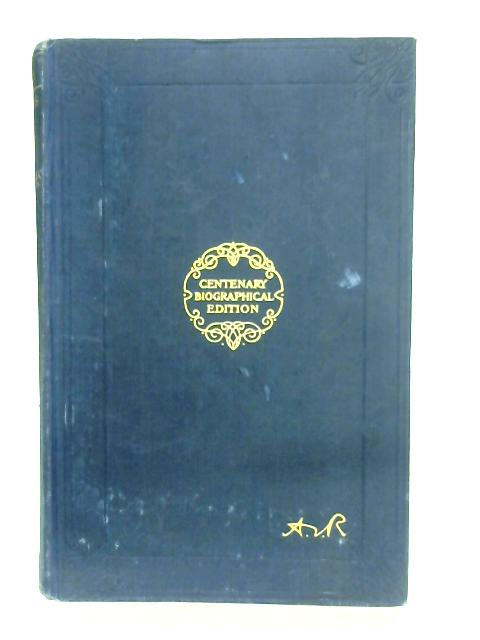 The Newcomes: Vol. I By W. M. Thackeray
