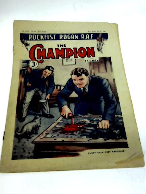 The Champion and Triumph, Vol. 48 No 1,225. July 21 1945 By Various