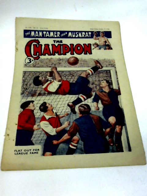 The Champion, Vol. 50 No 1290. October 19 1946 By Various