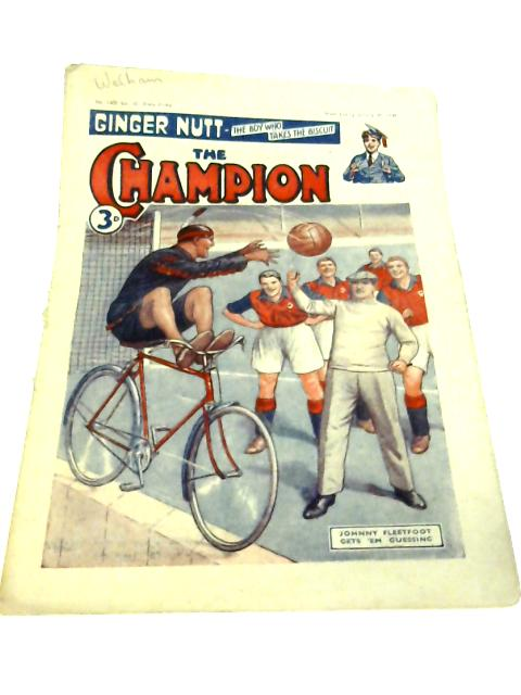 The Champion, Vol. 55 No 1409. January 29 1949 By Various