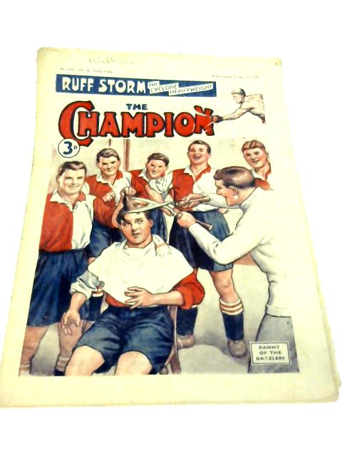 The Champion, Vol. 56 No 1445. October 8 1949 By Various