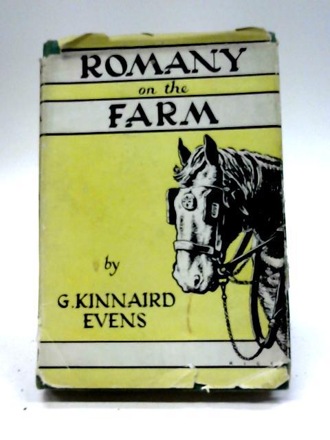 Romany On The Farm By G Kinnaird Evens