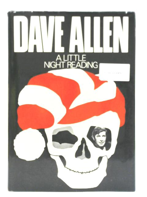 A Little Night Reading: Twenty Tales of Horror and the Supernatural By Dave Allen