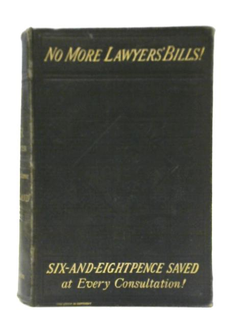Every Man's Own Lawyer By A. Barrister