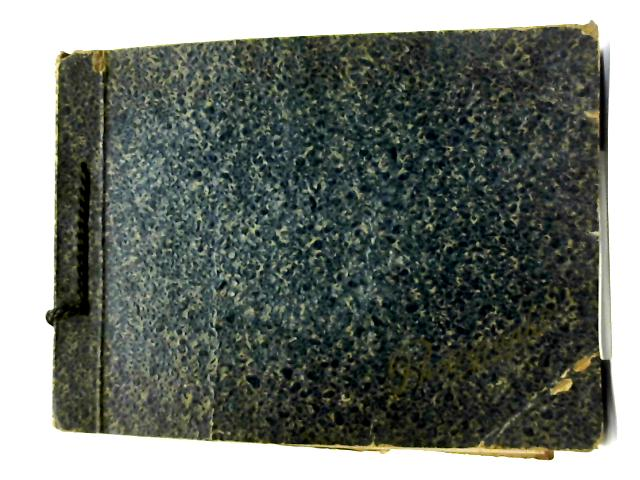Album of Theatre Items Involving Mrs D Waller of Grimsby By Unstated
