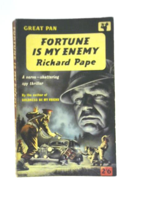 Fortune is My Enemy By Richard Pape