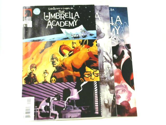 Umbrella Academy Apocalypse Suite #1-3 By Gerard Way & Gabriel Ba