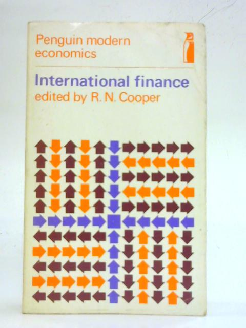 International Finance By R. N. Cooper