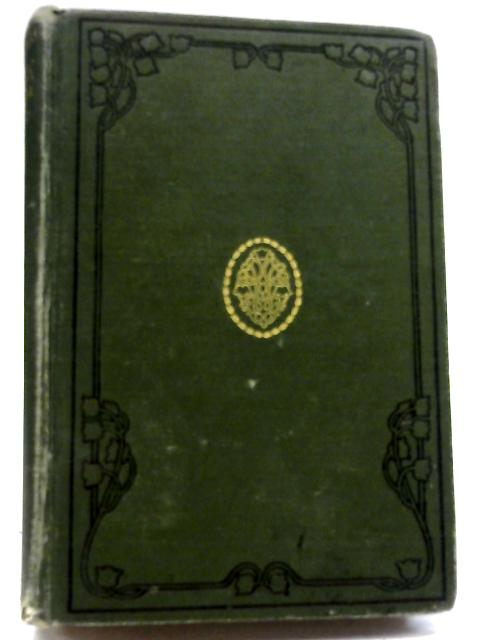 The Poetical Works of Robert Burns By Alexander Smith