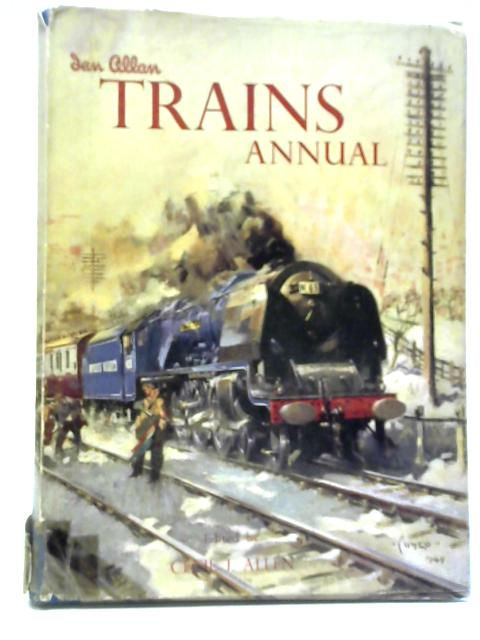 Trains Annual 1950 By Cecil J Allen