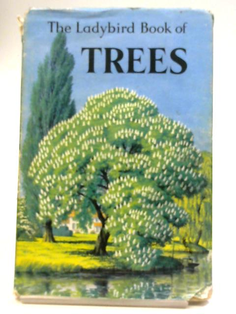 The Ladybird Book of Trees By Brian Vesey-Fitzgerald