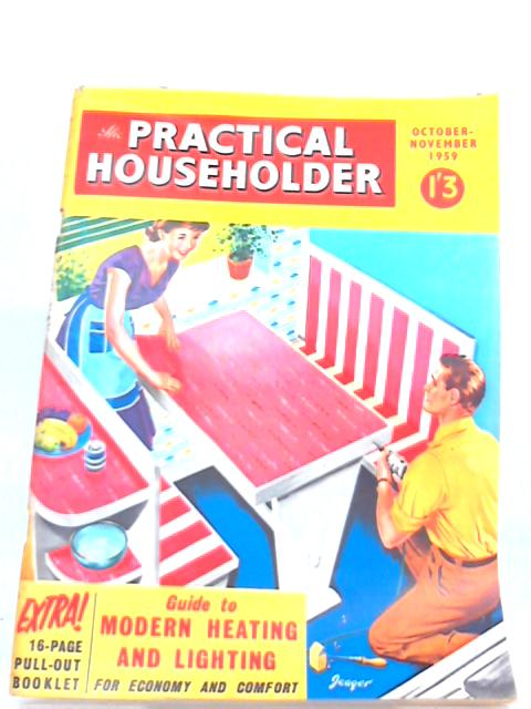 The Practical Householder Oct-Nov 1959 By F. J. Camm (Ed.)