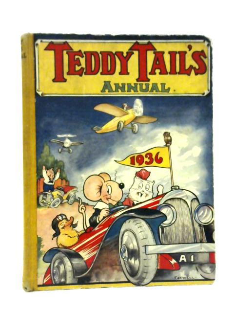 Teddy Tail's Annual 1936 By Various