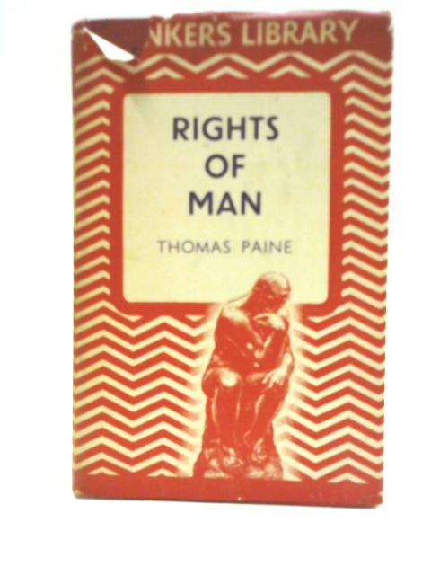 Rights of Man By T Paine