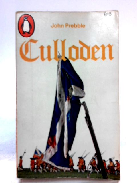 Culloden By John Prebble