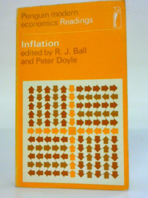 Inflation By R. J. Ball (Ed.)