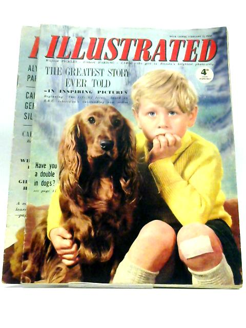 2 Issues of Illustrated February 4th & 11th 1956 By Various