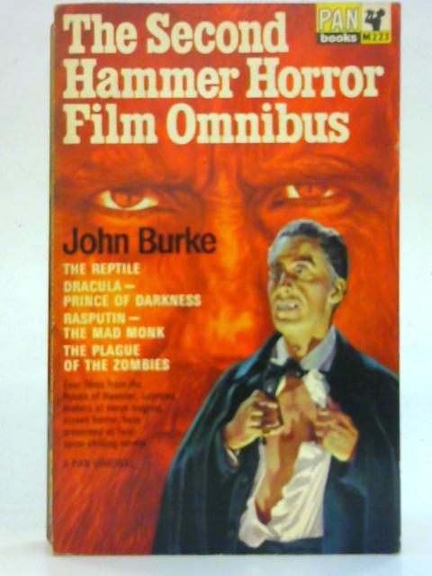 The Second Hammer Horror Film Omnibus By John Burke