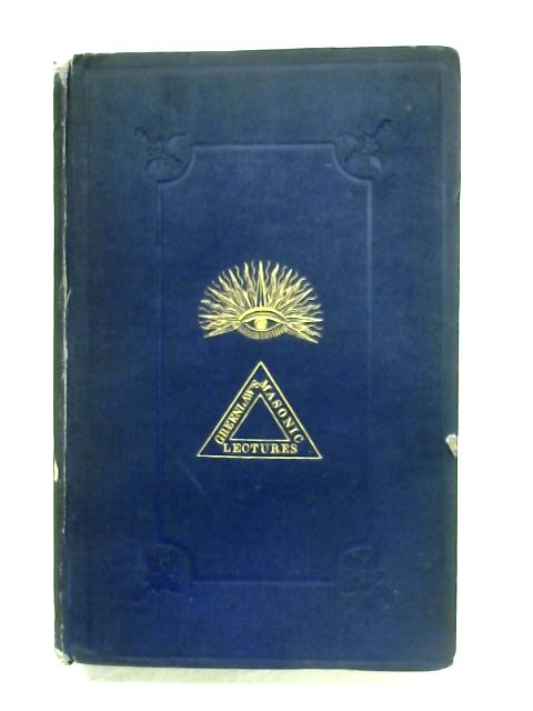 Masonic Lectures By R. W. Br. Col. A. J. Greenlaw