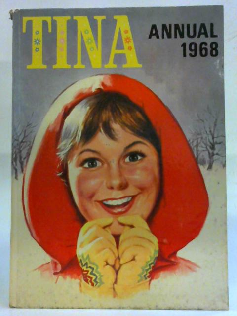 Tina Annual 1968 By No Author