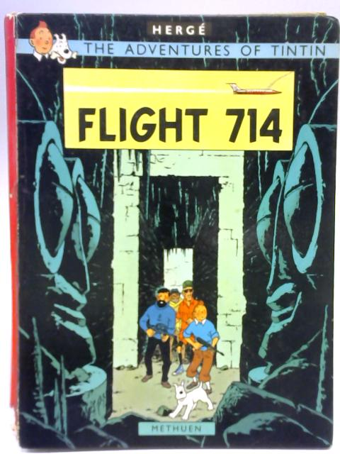 Flight 714 By Herge