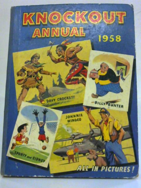 Knockout Annual 1958 By Anon