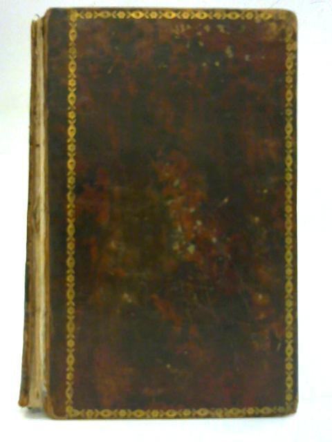 The Poetical Works of Robert Burns Vol II By Robert Burns (Editor Anon)