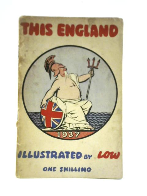 This England 1937 By V.S.Pritchett