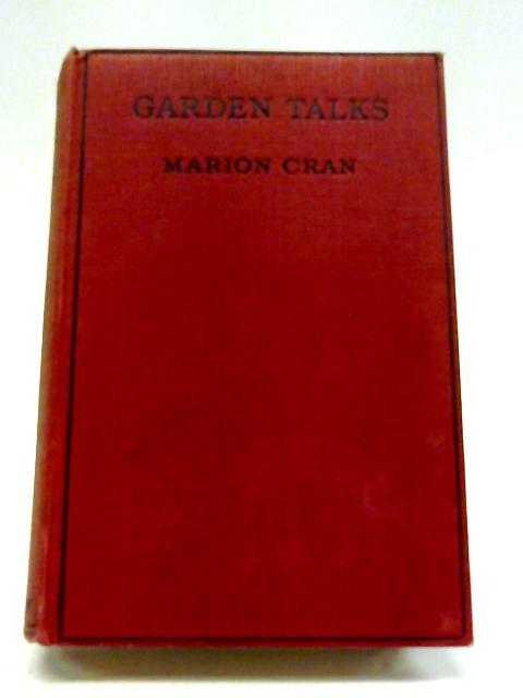 Garden Talks By Cran