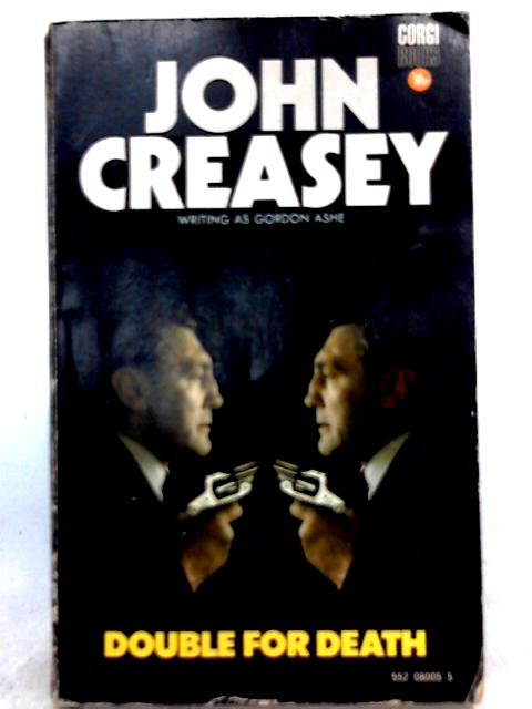 Double for Death By John Creasey