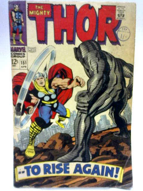 The Mighty Thor #151 By Anon