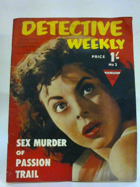 Detective Weekly, vol.1. Number 3. By Various contributors