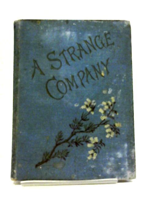 A Strange Company By Mrs. Macquoid