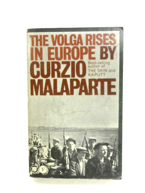 Volga Rises in Europe