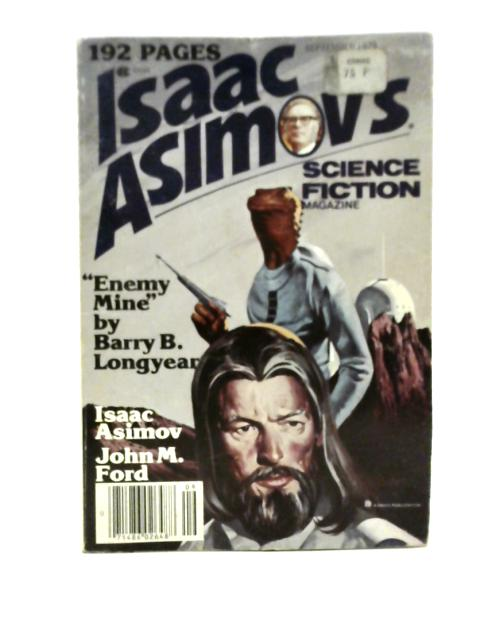 Isaac Asimov's Science Fiction Magazine September 1979 By Asimov et al