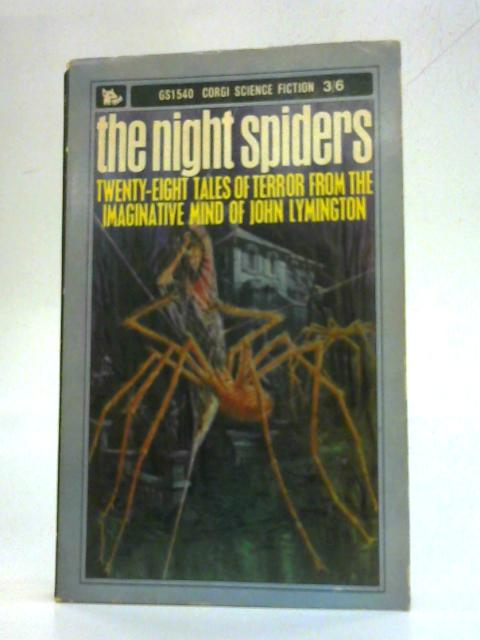 The Night Spiders By John Lymington