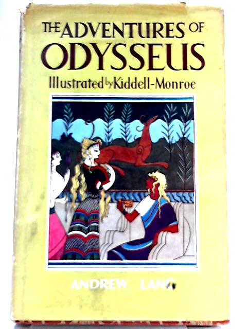 The Adventures Of Odysseus by Andrew Lang
