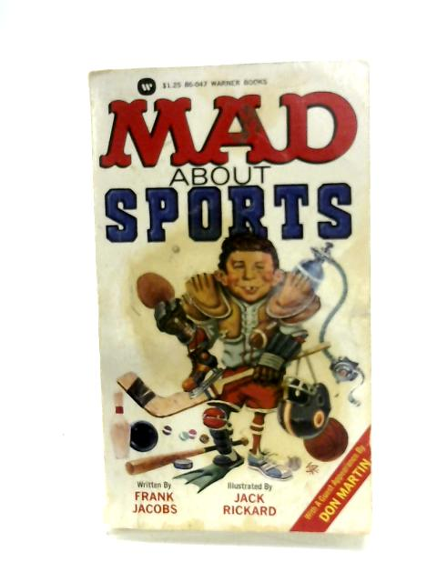 MAD About Sports by Frank Jacobs