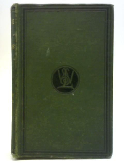 The Works and Life of Walter Savage Landor Vol 3 By W S Landor