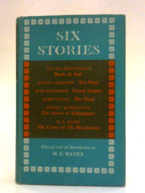 Six Stories (World's Classics) By Various Contributors